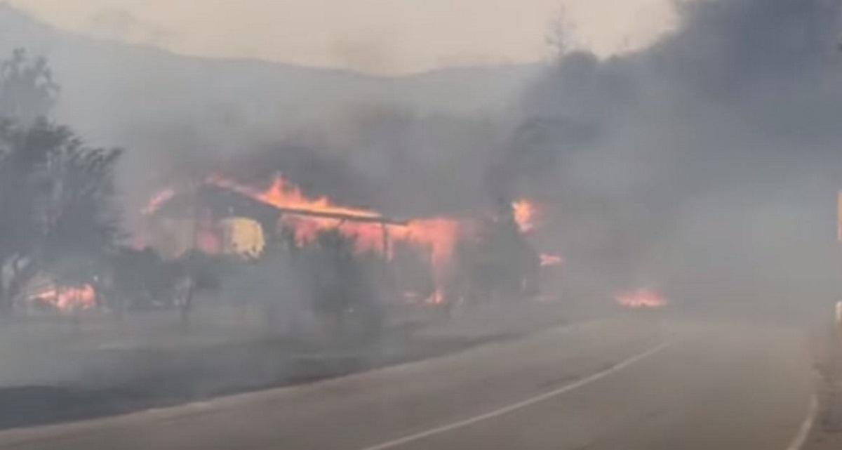 Κύπρος: Μία σύλληψη για την μεγάλη φωτιά στον Αρακαπά Λεμεσού