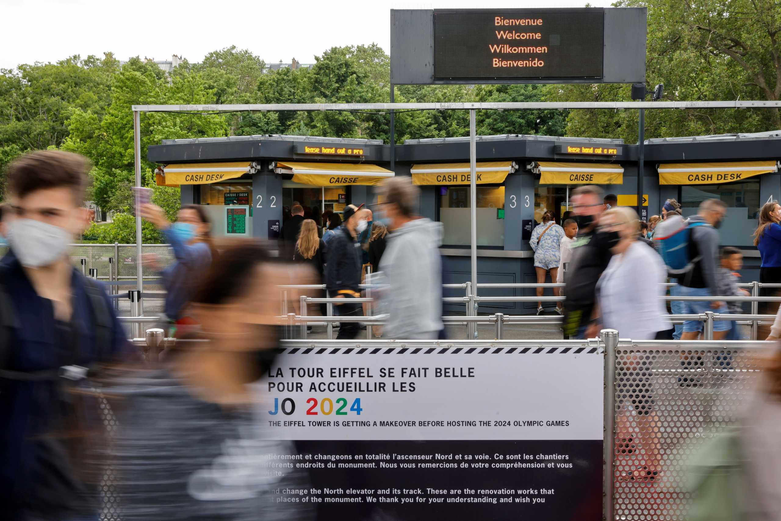Γαλλία: Μπήκαμε στο τέταρτο κύμα της πανδημίας λέει η κυβέρνηση