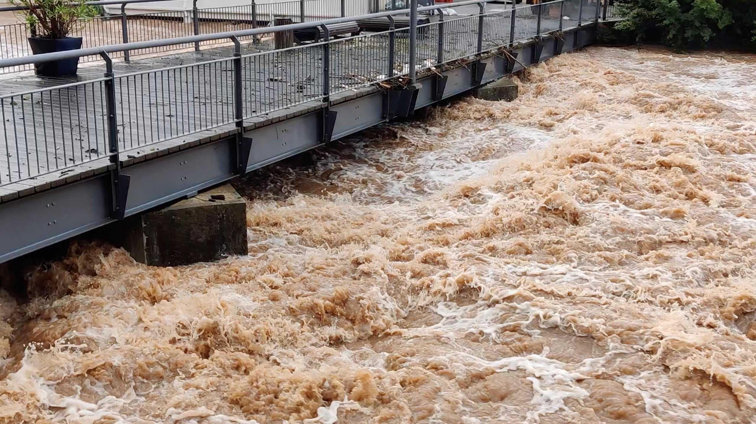 Γερμανία: Δεκάδες οι νεκροί από τις κατακλυσμιαίες πλημμύρες