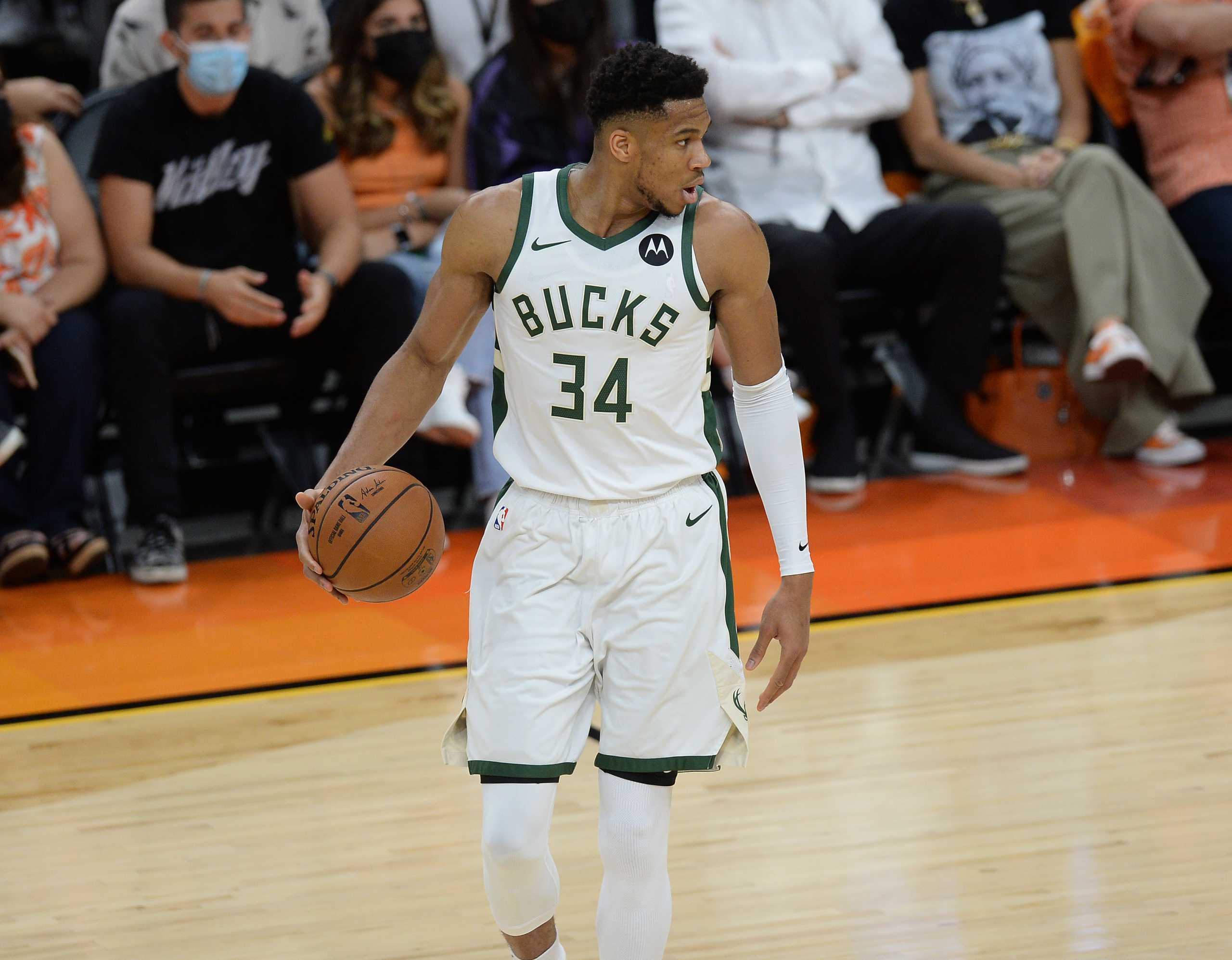 Τελικοί NBA: Αισιόδοξος ο Αντετοκούνμπο δήλωσε ότι «το έχουμε ξανακάνει στην έδρα μας»
