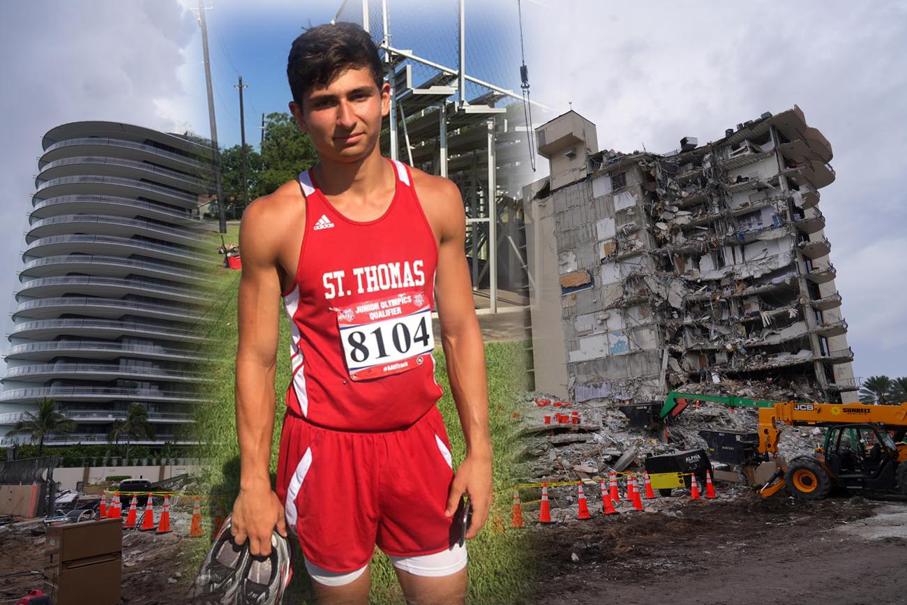 Μαϊάμι: Νεκρός ο 21χρονος Ανδρέας Γιαννιτσόπουλος – 18 οι νεκροί από την κατάρρευση πολυκατοικίας