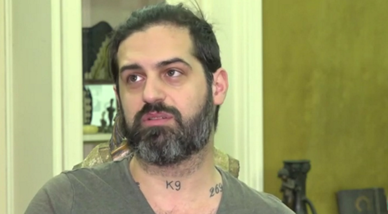 Λευτέρης Γκιωνάκης: Ο εγγονός του αείμνηστου ηθοποιού για τα ναρκωτικά και τον εθισμό του στο αλκοόλ