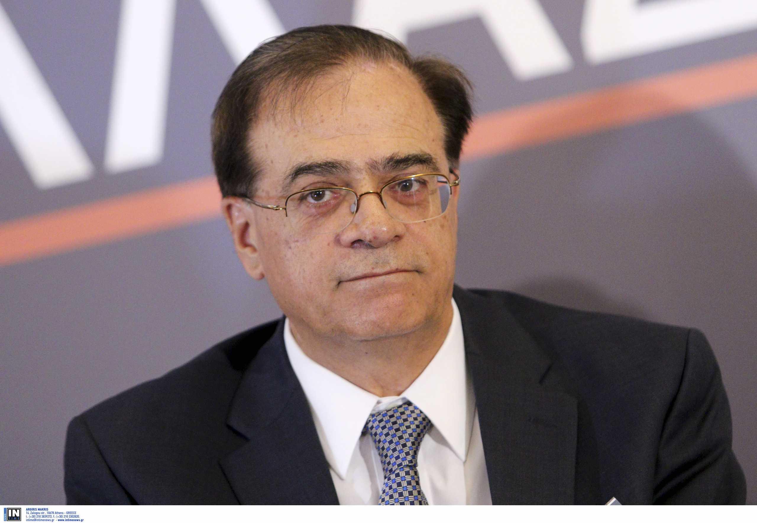 Εθνική Τράπεζα: Επίσημα νέος πρόεδρος ο Γκίκας Χαρδούβελης