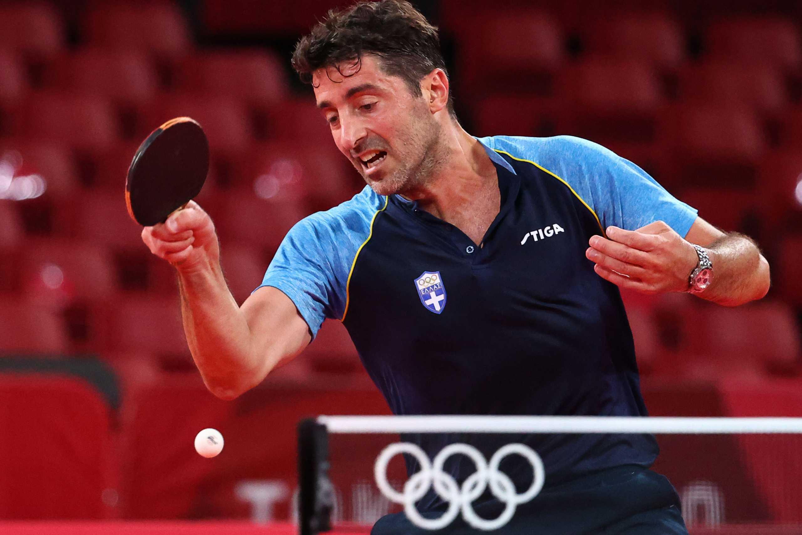 Ολυμπιακοί Αγώνες: Ο Παναγιώτης Γκιώνης διέλυσε τον Πέτο και προκρίθηκε στον δεύτερο γύρο