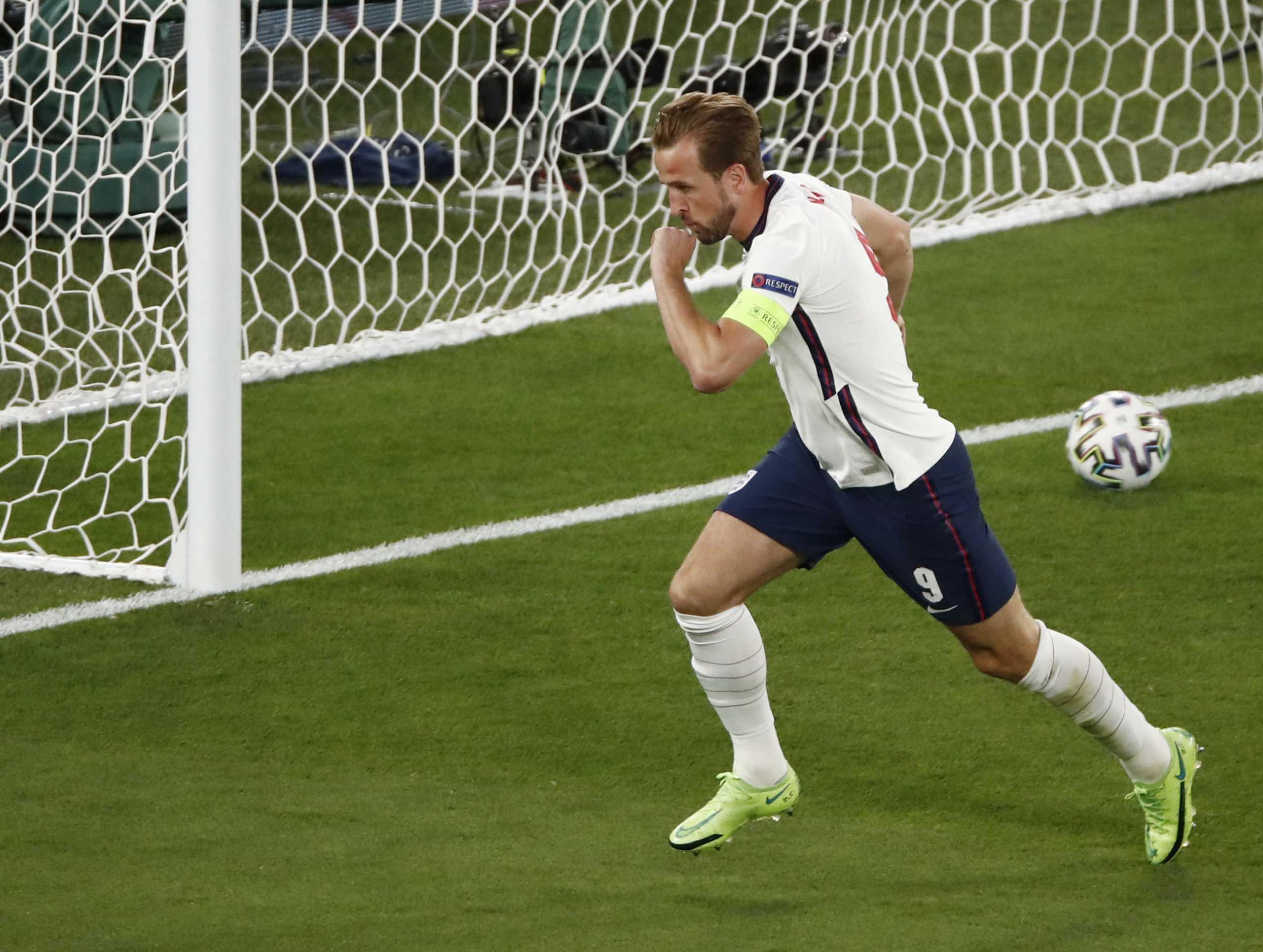 Euro 2020: «Ονειρικό» γκολ από τον Κέιν για την Αγγλία