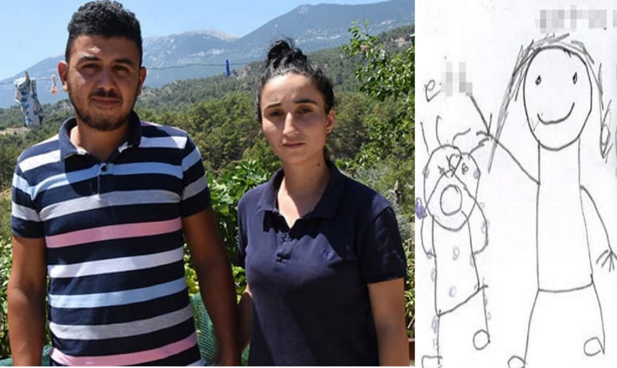 Σάλος στην Τουρκία: Βίαζαν τα παιδιά τους και αφέθηκαν ελεύθεροι