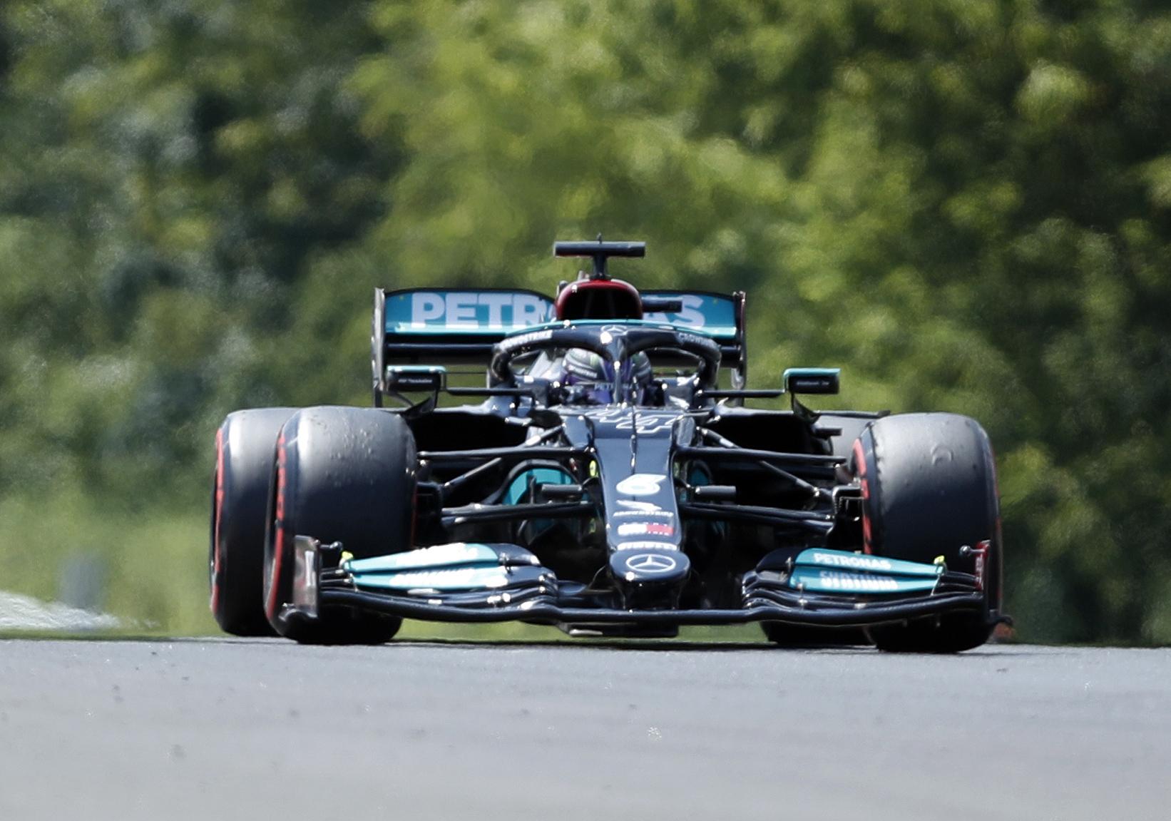 Formula 1: Στην pole position της Βουδαπέστης ο Χάμιλτον
