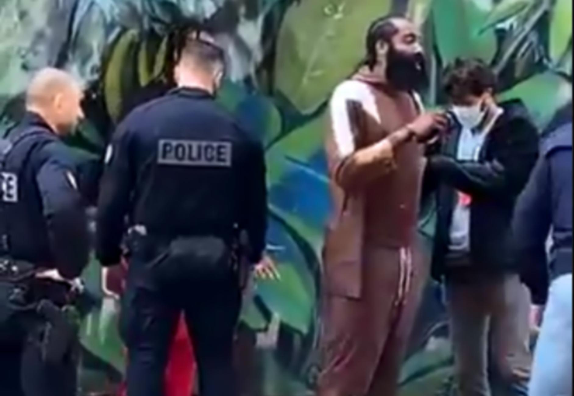 Σωματικό έλεγχο στον Τζέιμς Χάρντεν έκανε η αστυνομία στο Παρίσι