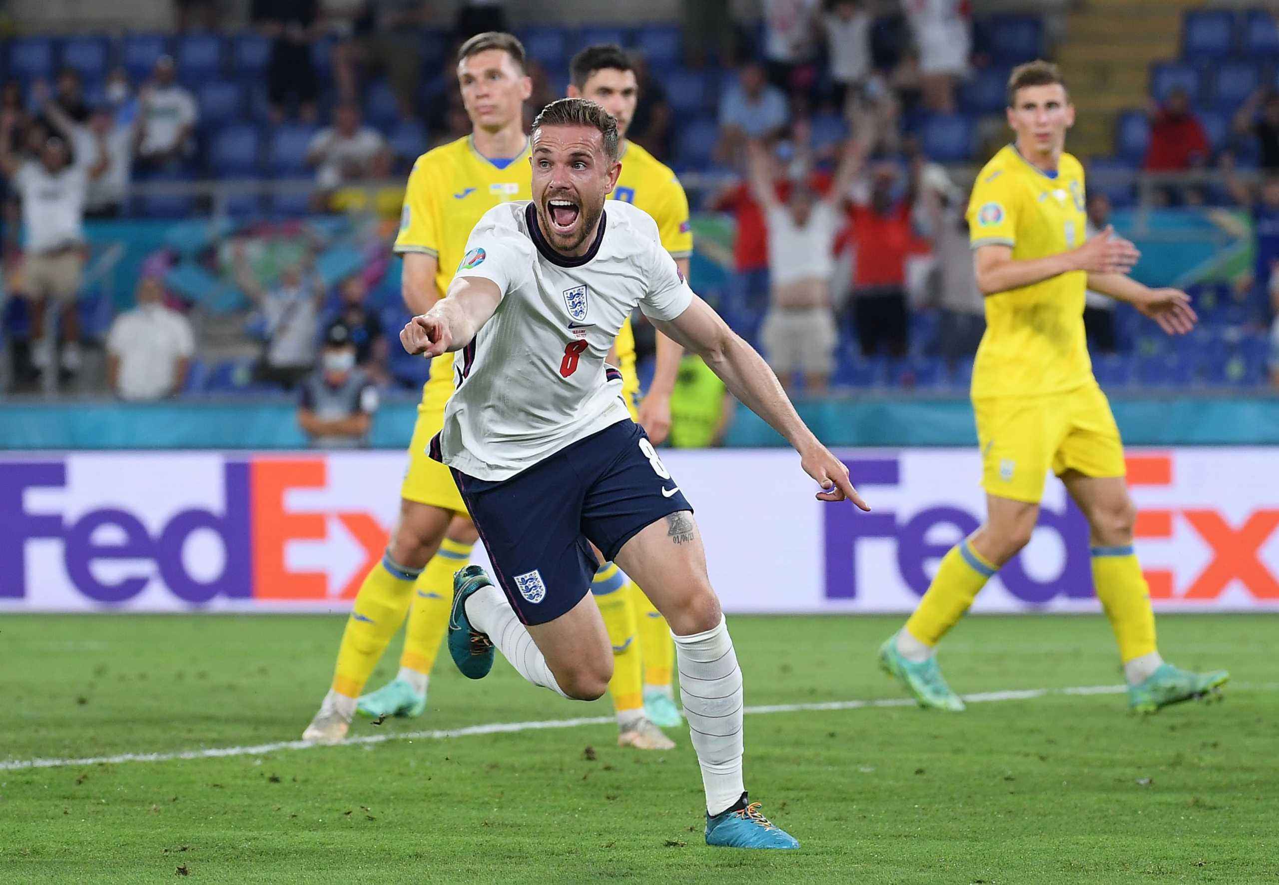 Euro 2020: Ασταμάτητη η Αγγλία πέτυχε και τέταρτο γκολ