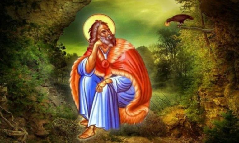 Η αποκάλυψη της «Αποκάλυψης» για τον Προφήτη Ηλία