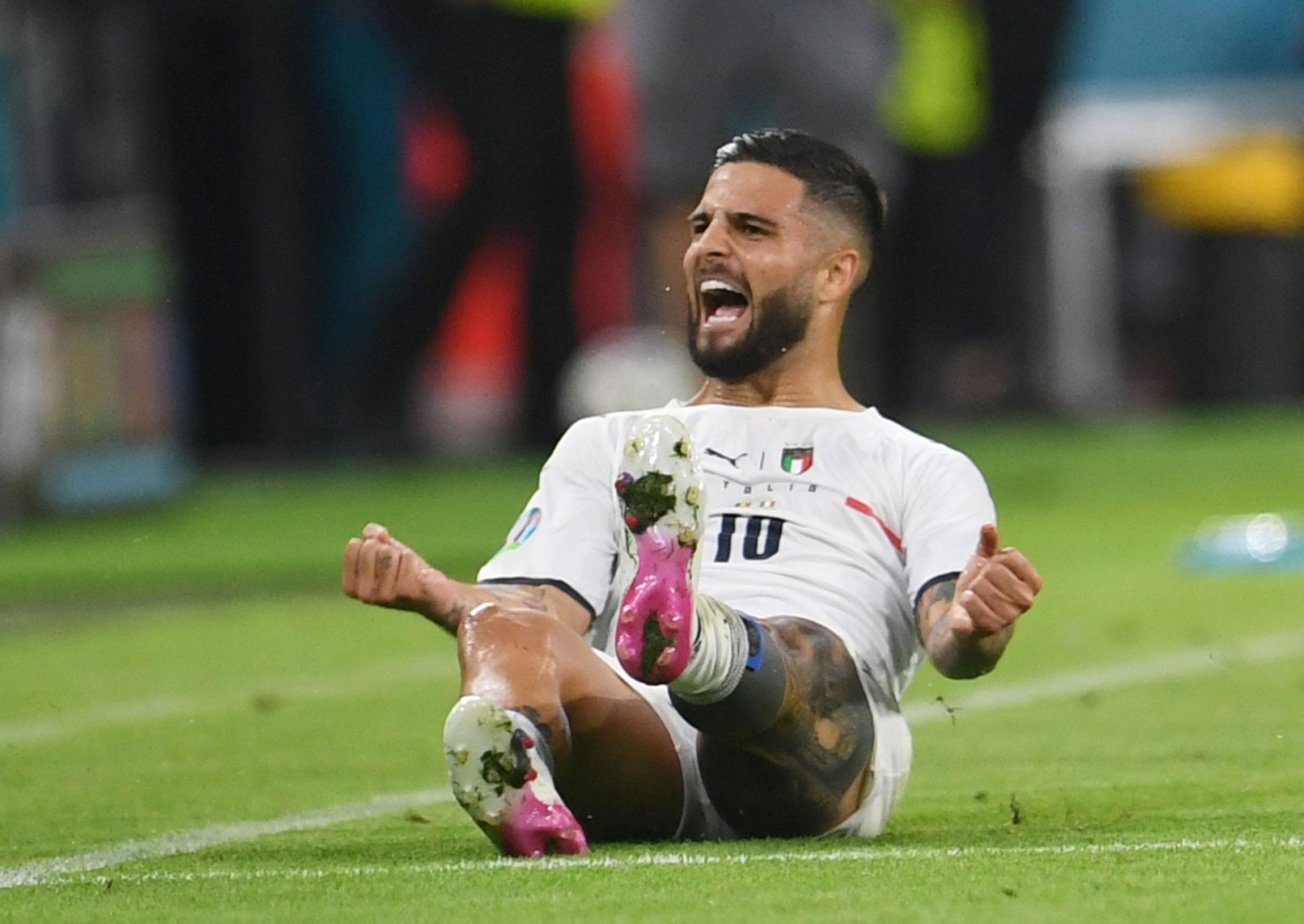 Euro 2020, Βέλγιο – Ιταλία: Το αδιανόητο γκολ του Ινσίνιε