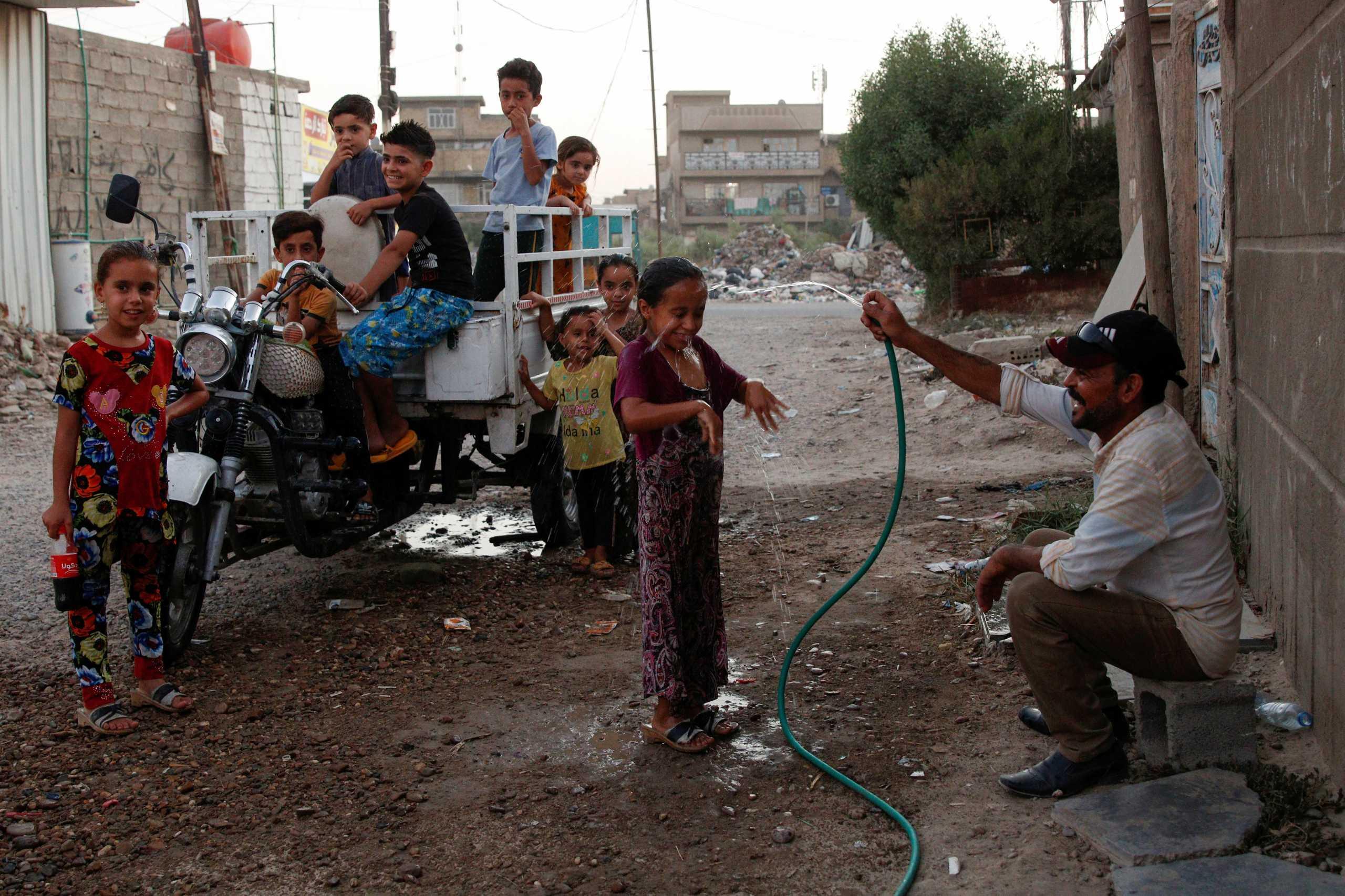 Ρεκόρ κρουσμάτων και στο Ιράκ – Πάνω από 12.000 μολύνσεις