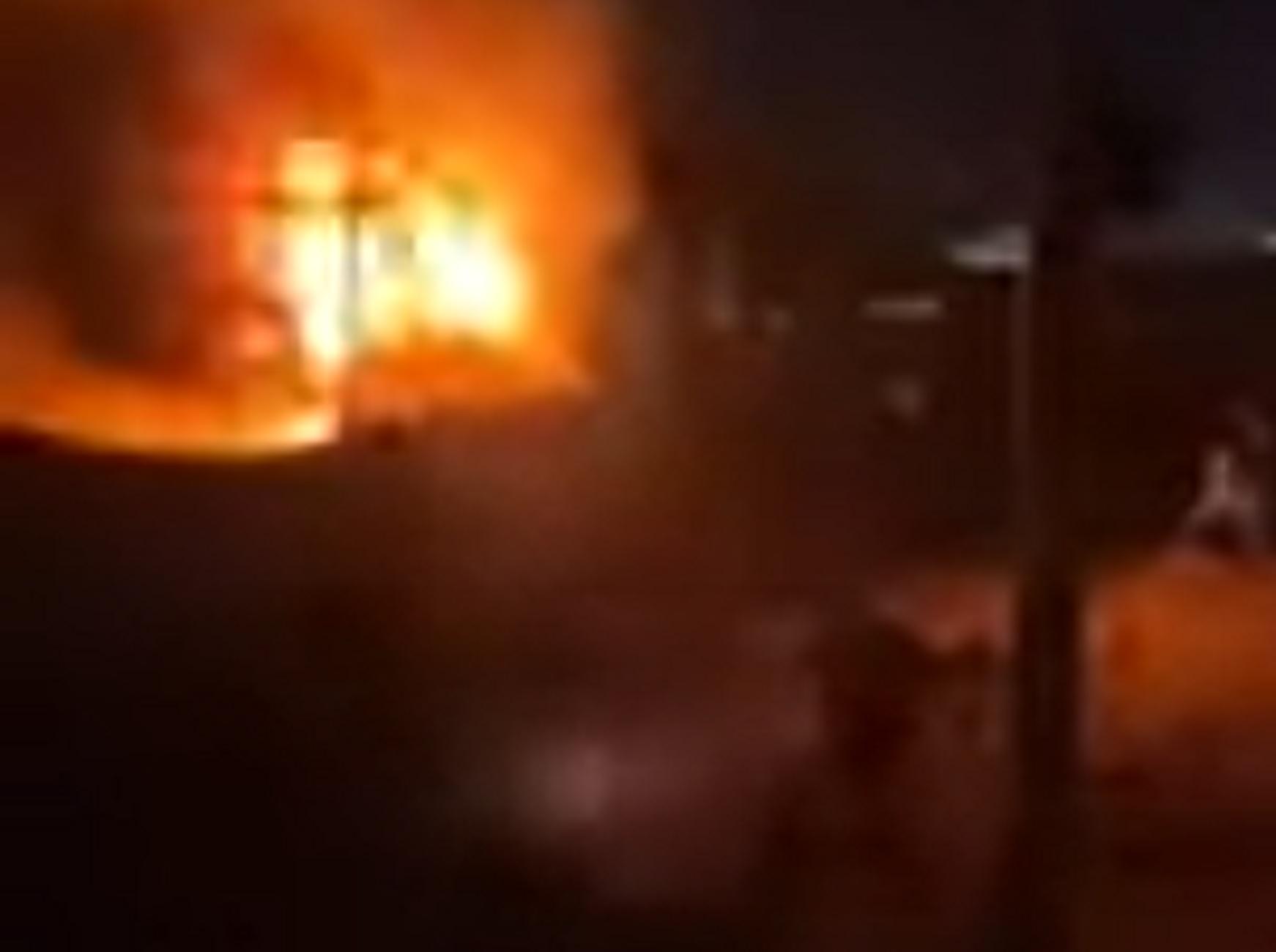 Ιράκ: 36 νεκροί από την πυρκαγιά στο νοσοκομείο Αλ Χουσέιν
