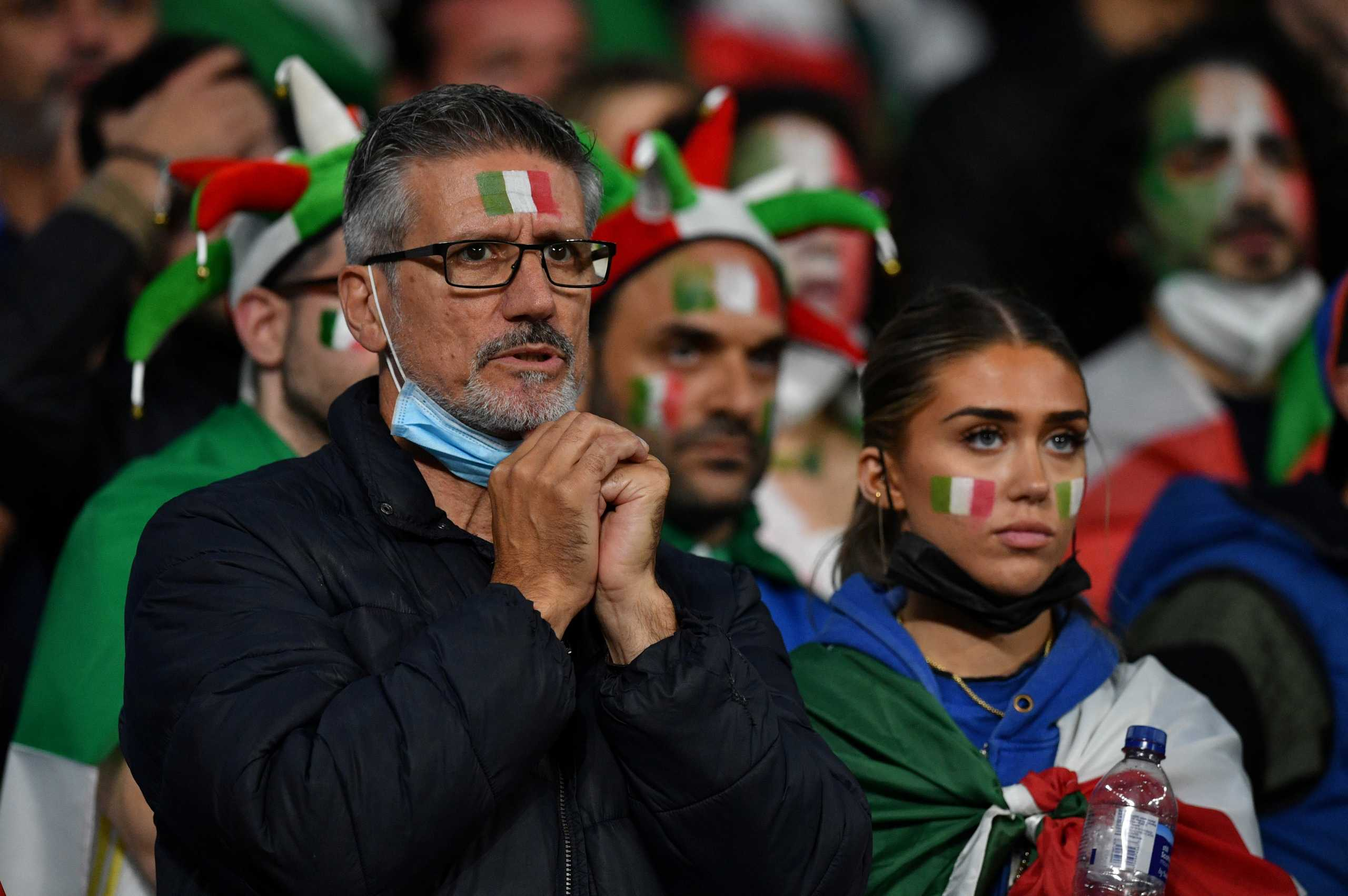 Euro 2020: Συμφωνία των Αρχών για παρουσία 1000 Ιταλών στον τελικό του «Γουέμπλεϊ»