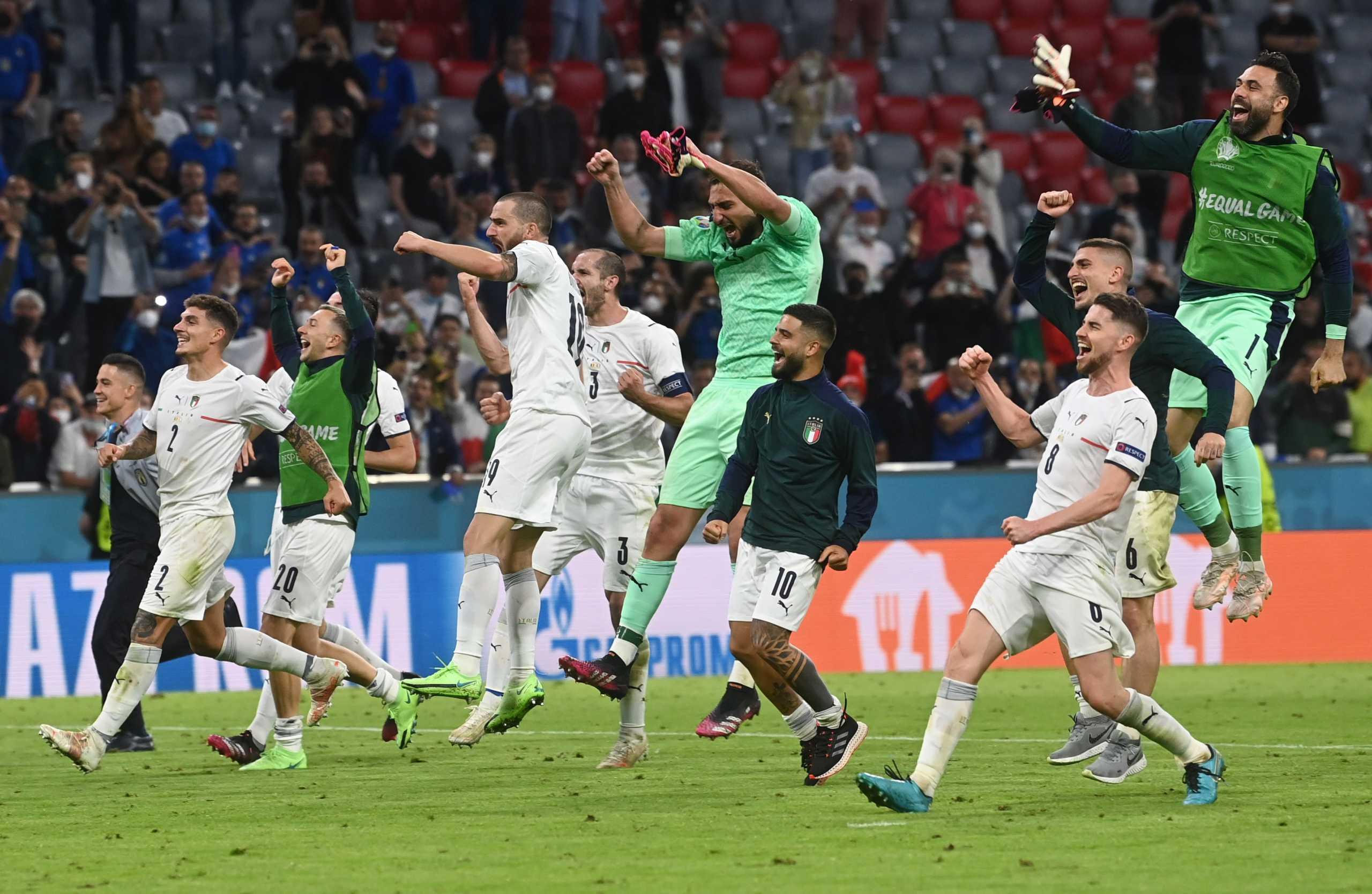 Euro 2020, Βέλγιο – Ιταλία: Το δραματικό φινάλε