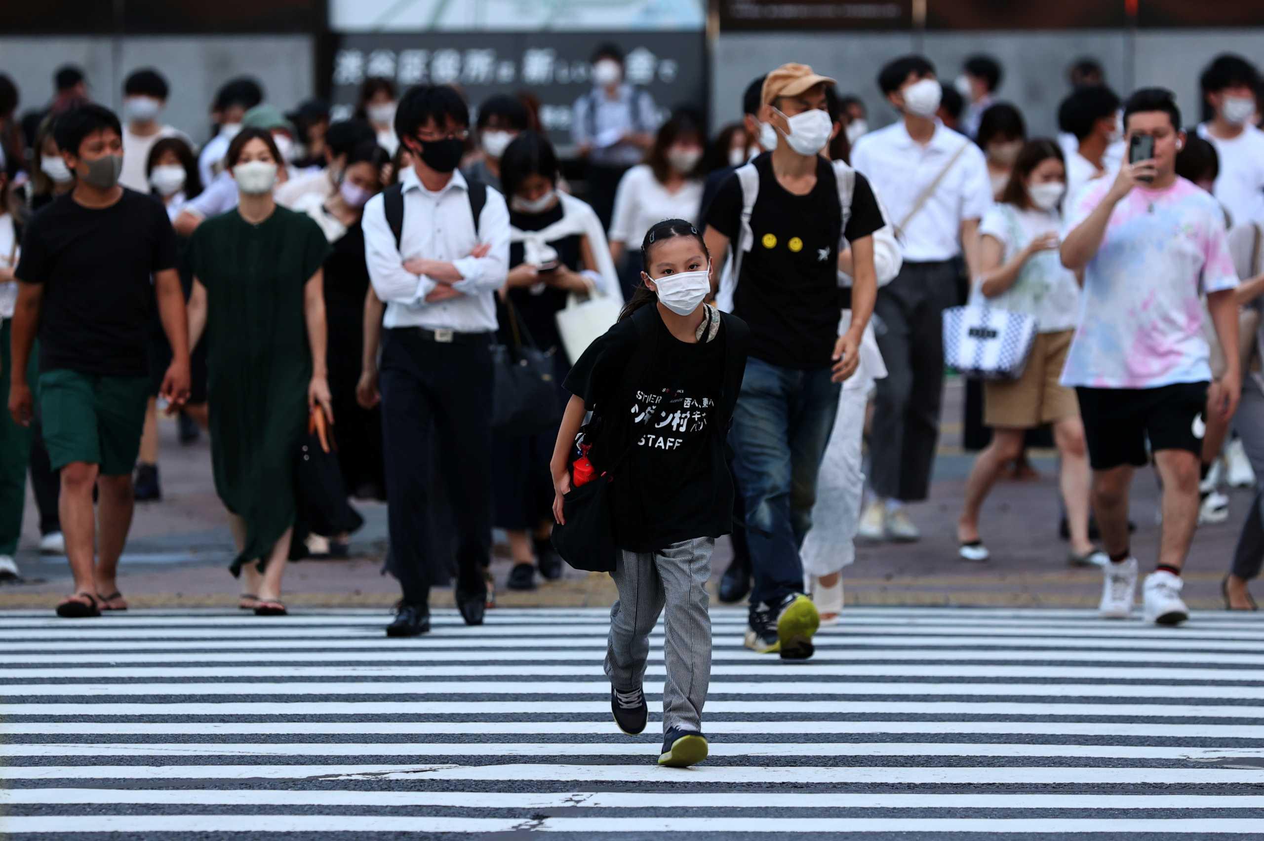 Ιαπωνία – Ολυμπιακοί Αγώνες: Δεν αποτελεί πρόβλημα το ρεκόρ κρουσμάτων κορονοϊού