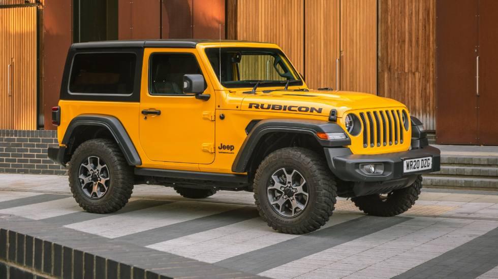 Jeep: Καταργεί το δίπορτο Wrangler από την Ευρώπη λόγω ρύπων