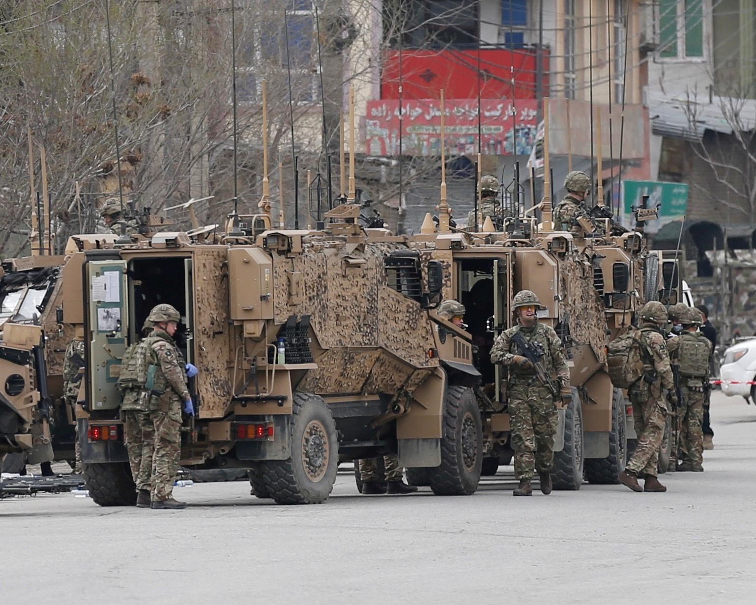 Η Τουρκία εγγυάται τη φύλαξη του αεροδρομίου της Καμπούλ