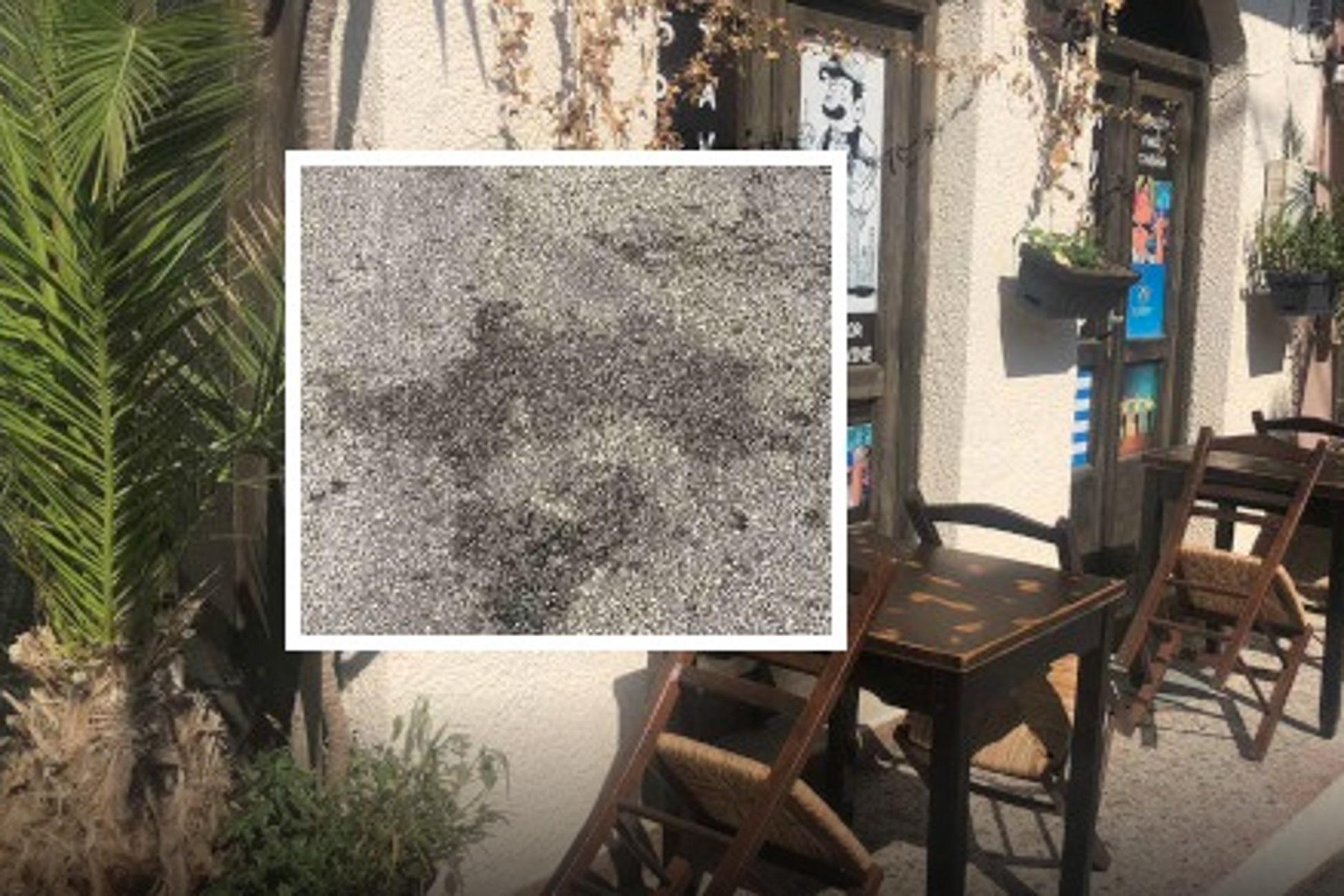 Ηράκλειο: Οι πρώτες εικόνες από τη «ματωμένη» ταβέρνα – Πυροβόλησαν τους γονείς μπροστά στα παιδιά τους