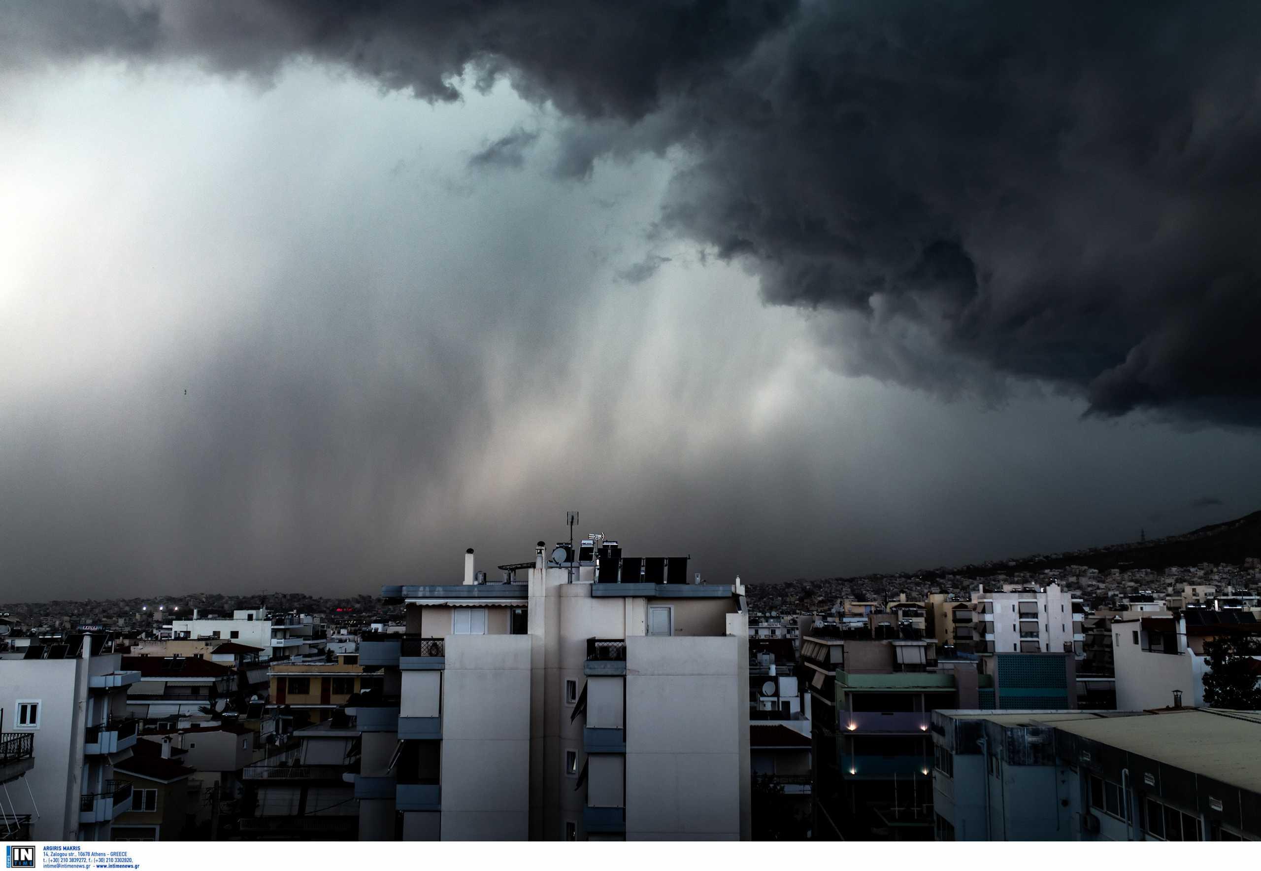 Καιρός: Έρχεται η «ψυχρή λίμνη» που σάρωσε την κεντρική Ευρώπη – Ποιες περιοχές θα επηρεαστούν