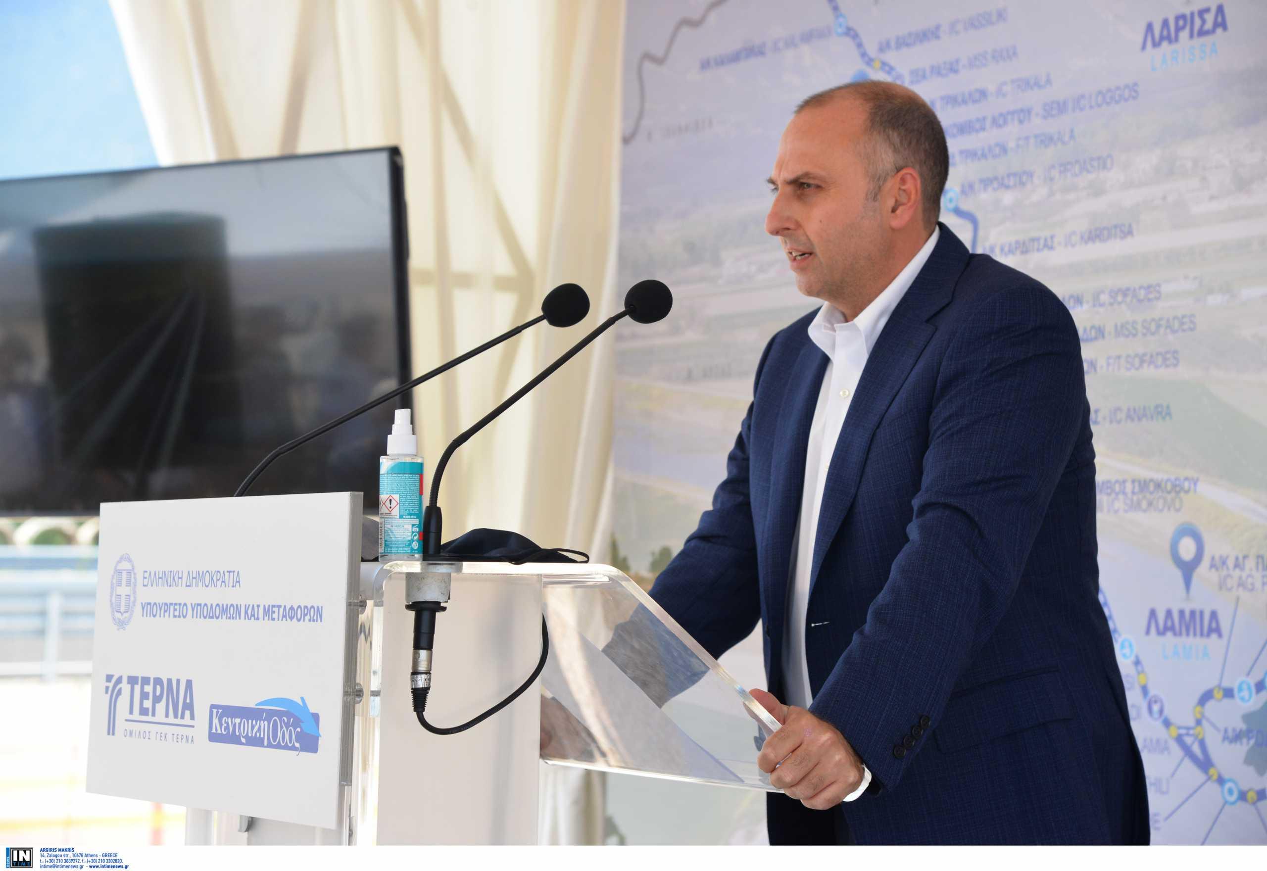 Γιώργος Καραγιάννης: «Στον χώρο των υποδομών αλλάζουμε σελίδα»