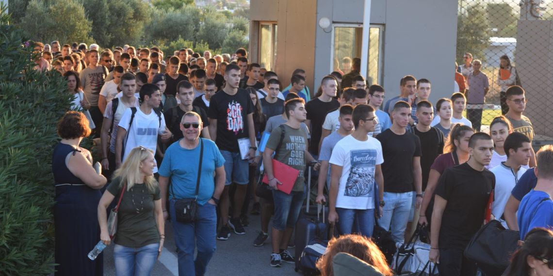 ΓΕΕΘΑ: Τα μέτρα κατά του κορονοϊού ενόψει κατάταξης με την Δ' ΕΣΣΟ
