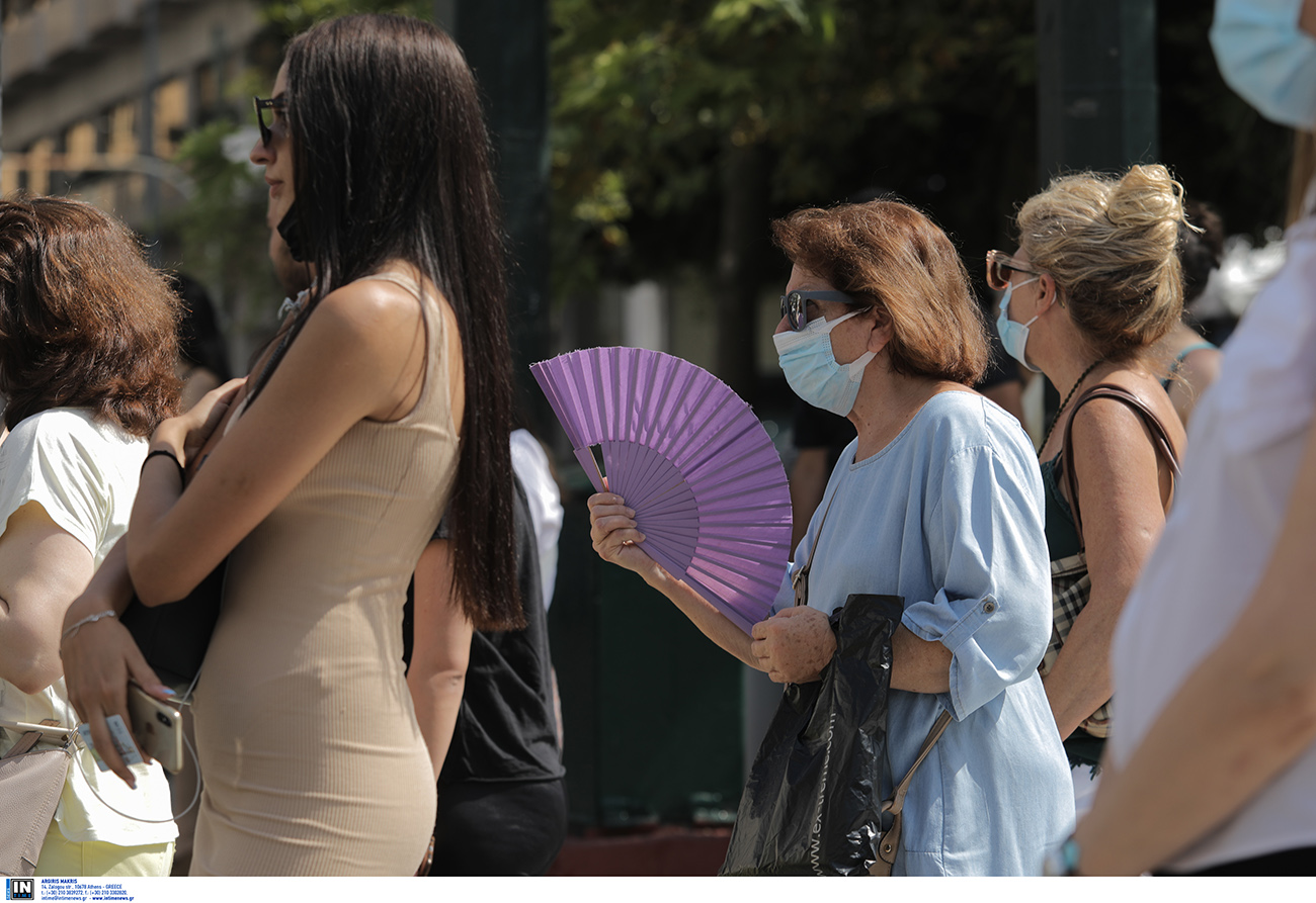 Καιρός – Μαρουσάκης: Πρώτα καύσωνας, μετά ίσως ακολουθήσουν βίαια καιρικά φαινόμενα