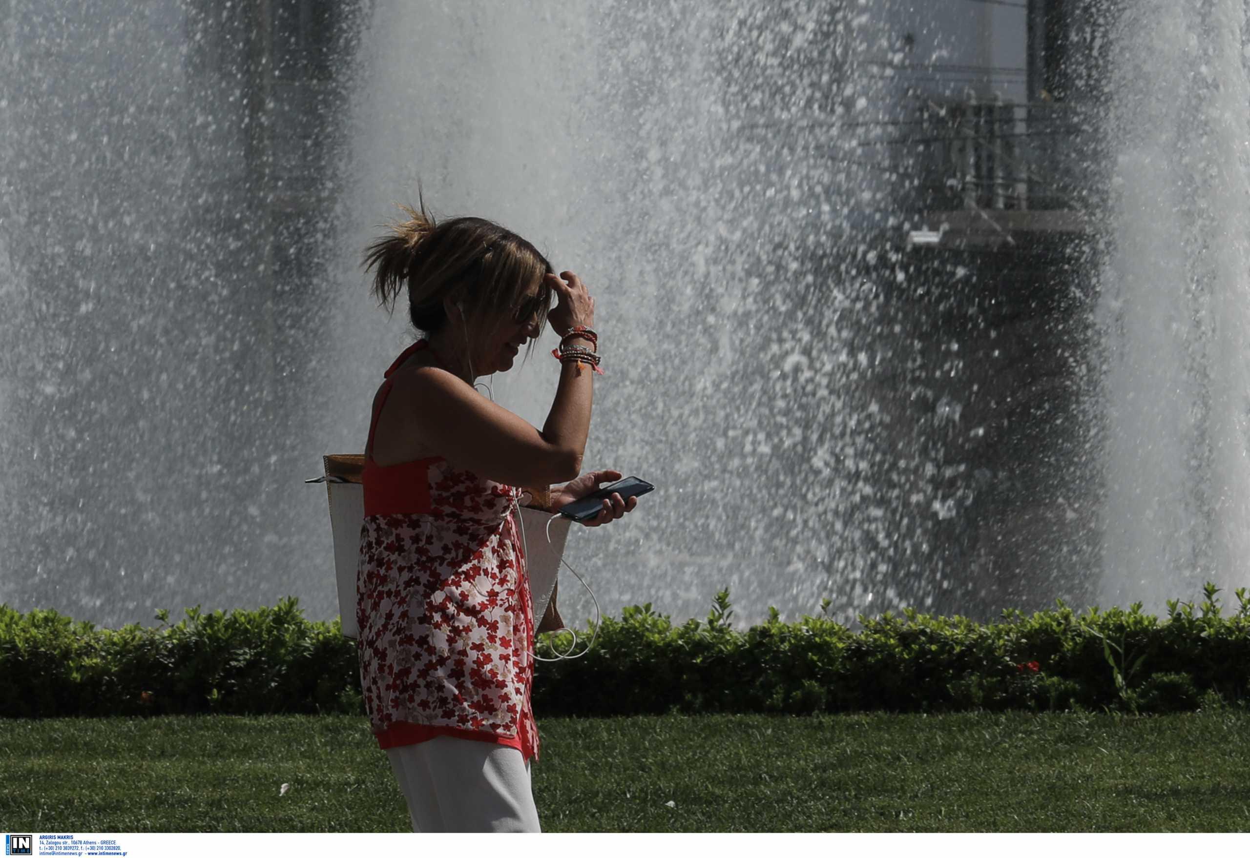 Καιρός: Καύσωνας εφιάλτης με θερμοκρασίες έως 44 βαθμούς Κελσίου – Ποιες περιοχές θα «ψηθούν»