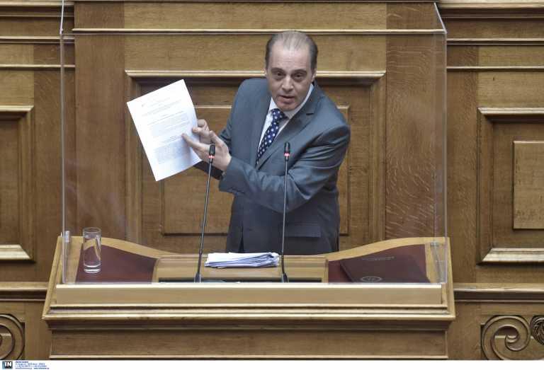 Κυριάκος Βελόπουλος: Υπέρ της άρσης της βουλευτικής ασυλίας του ψήφισε η Επιτροπή Δεοντολογίας