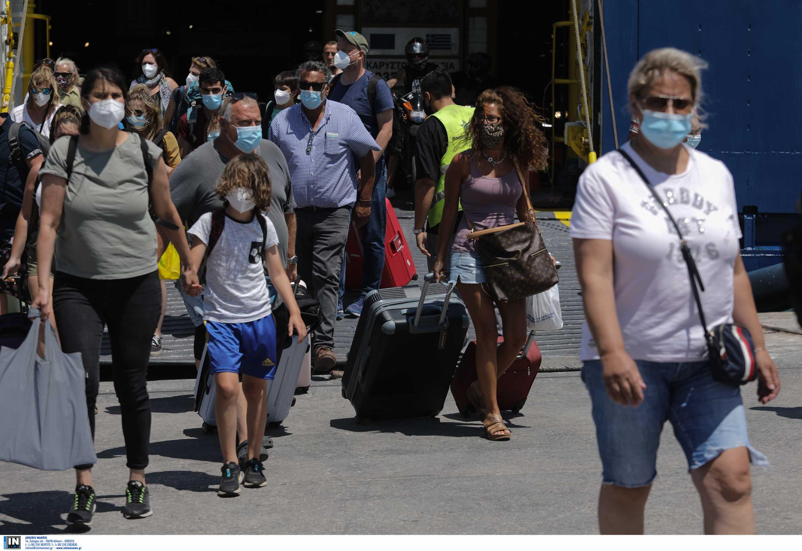 Κορονοϊός: 3593 νέα κρούσματα σήμερα 27/07 στην Ελλάδα