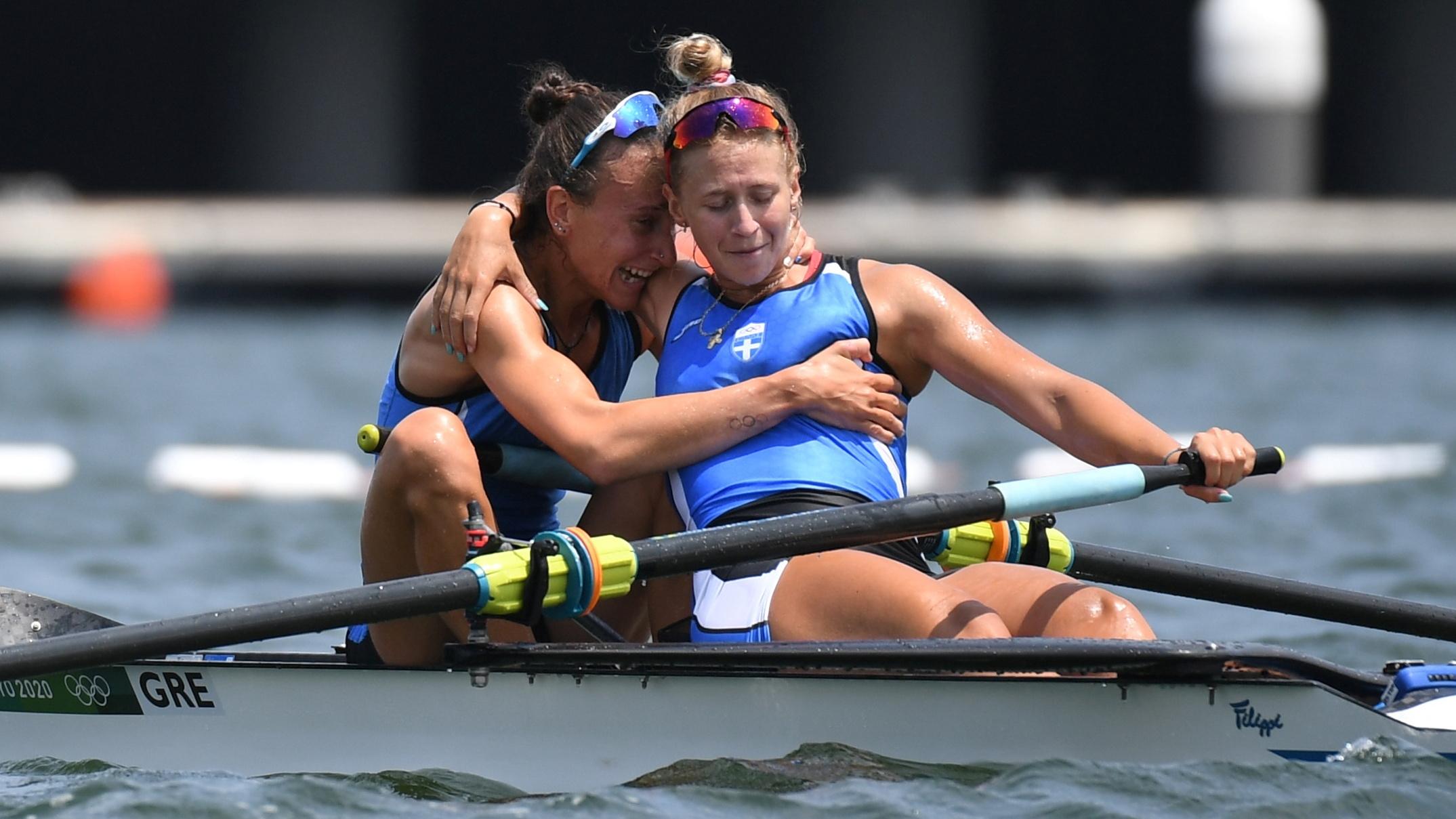 Ολυμπιακοί Αγώνες, Μαρία Κυρίδου – Χριστίνα Μπούρμπου: «Ακόμη δεν μπορούμε να το συνειδητοποιήσουμε»