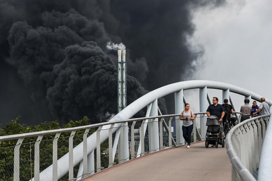 Λεβερκούζεν: Δύο σοβαρά τραυματίες και πέντε αγνοούμενοι από την έκρηξη σε εργοστάσιο