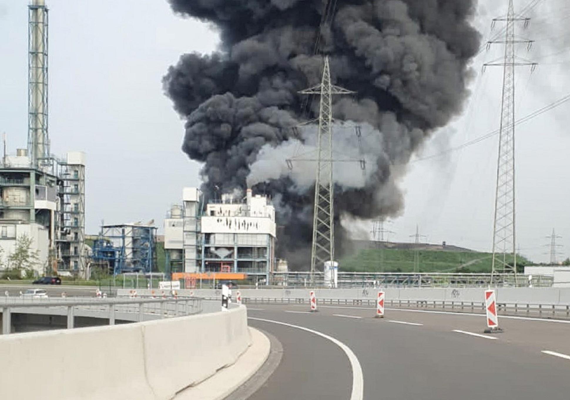 Γερμανία: Ακόμη 3 νεκροί από την έκρηξη στο εργοστάσιο στο Λεβερκόυζεν