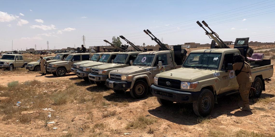 «Βράζει» η Λιβύη: Η Τουρκία εγκατέστησε πυραυλικά συστήματα αεράμυνας κατά του LNA;