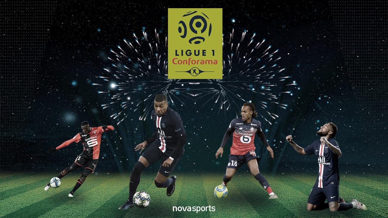 Ligue 1: Ποδοσφαιρικό θέαμα με γαλλική φινέτσα