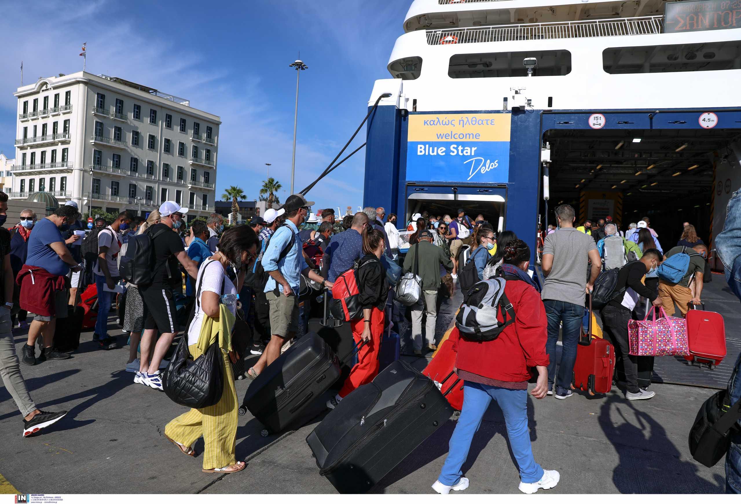 Πελώνη στο «Live News»: Το μέτρο για τις μετακινήσεις στα νησιά δεν είναι τιμωρία