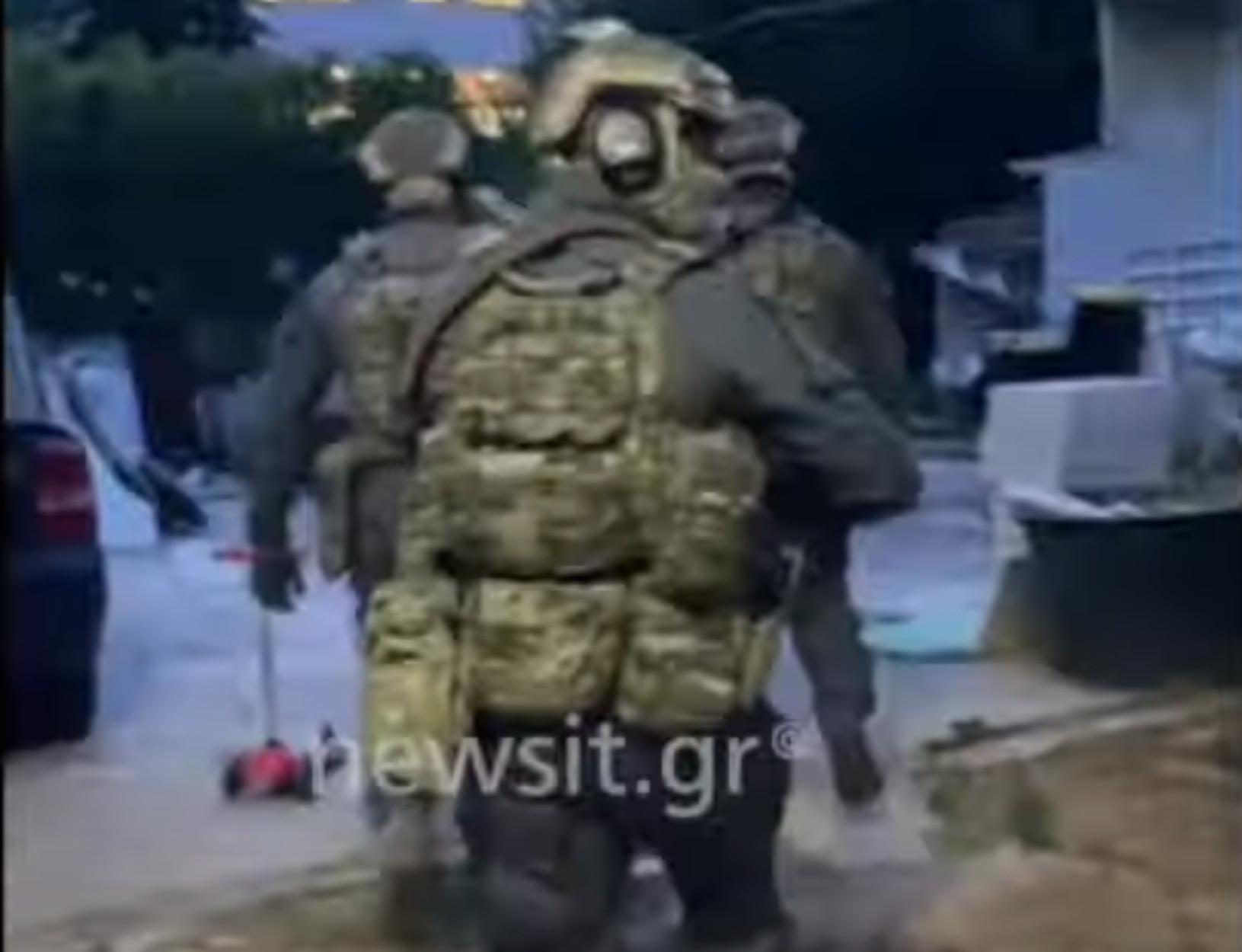 Αργυρούπολη: Έκαναν το πατάρι κομμωτηρίου… εργαστήριο κάνναβης – Βίντεο ντοκουμέντο