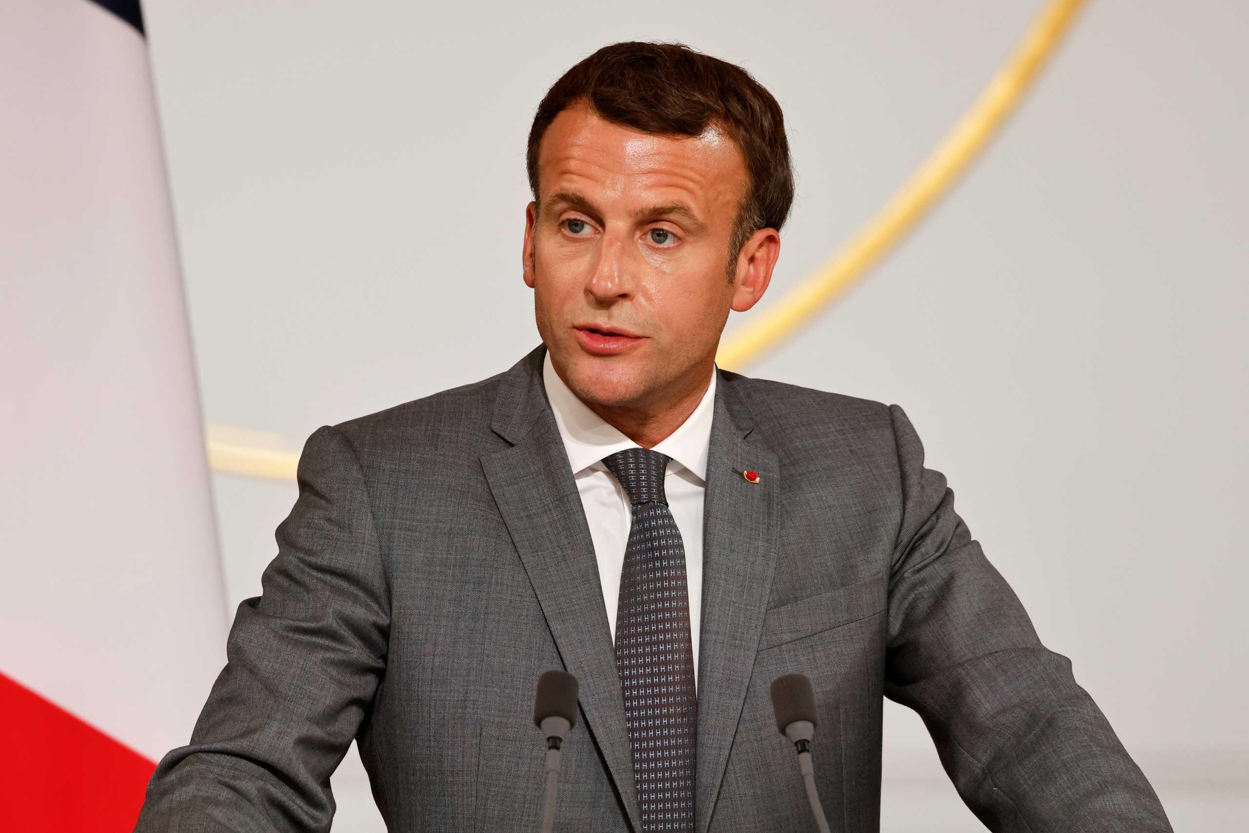 AUKUS: Τηλεφωνική επικοινωνία Εμανουέλ Μακρόν και Τζο Μπάιντεν – Η Γαλλία ζητά εξηγήσεις