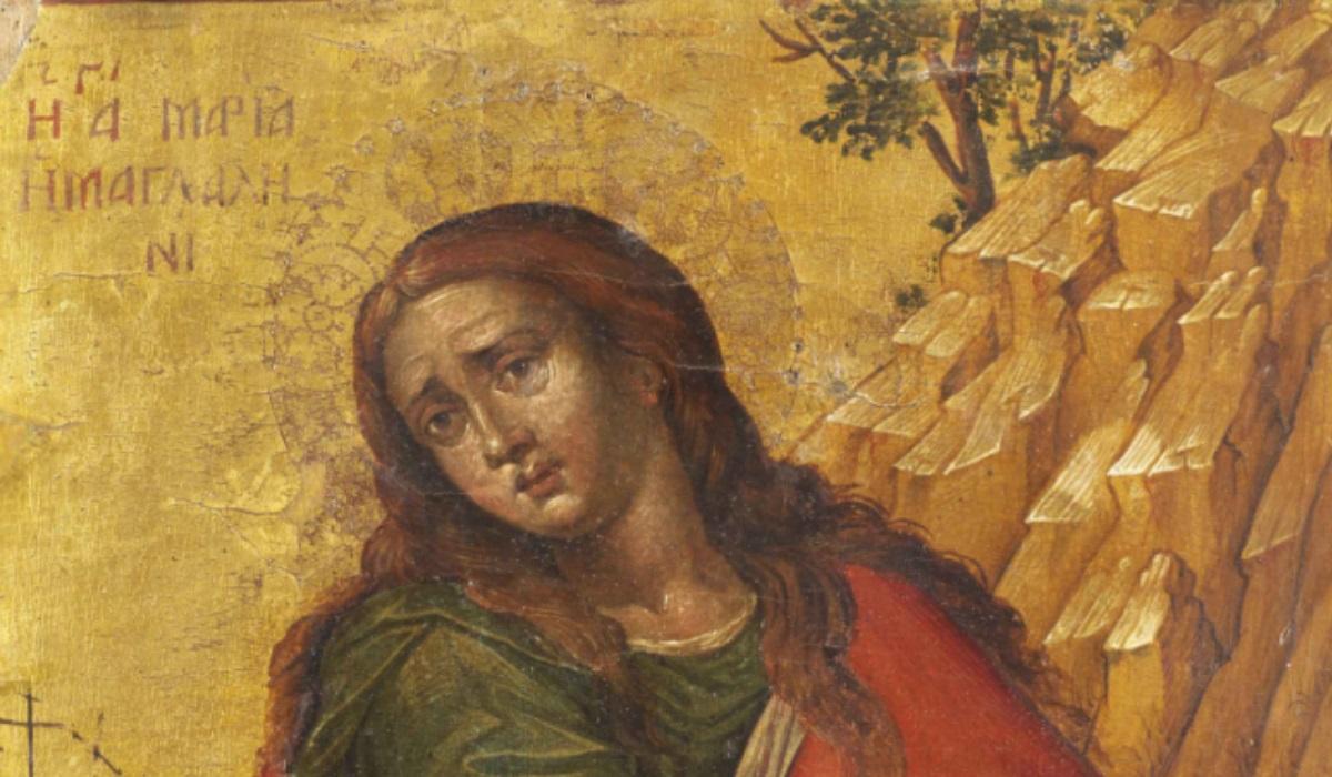 Γιατί η Αγία Μαρία Μαγδαληνή θεωρείται προστάτιδα των αρωματοπωλών;