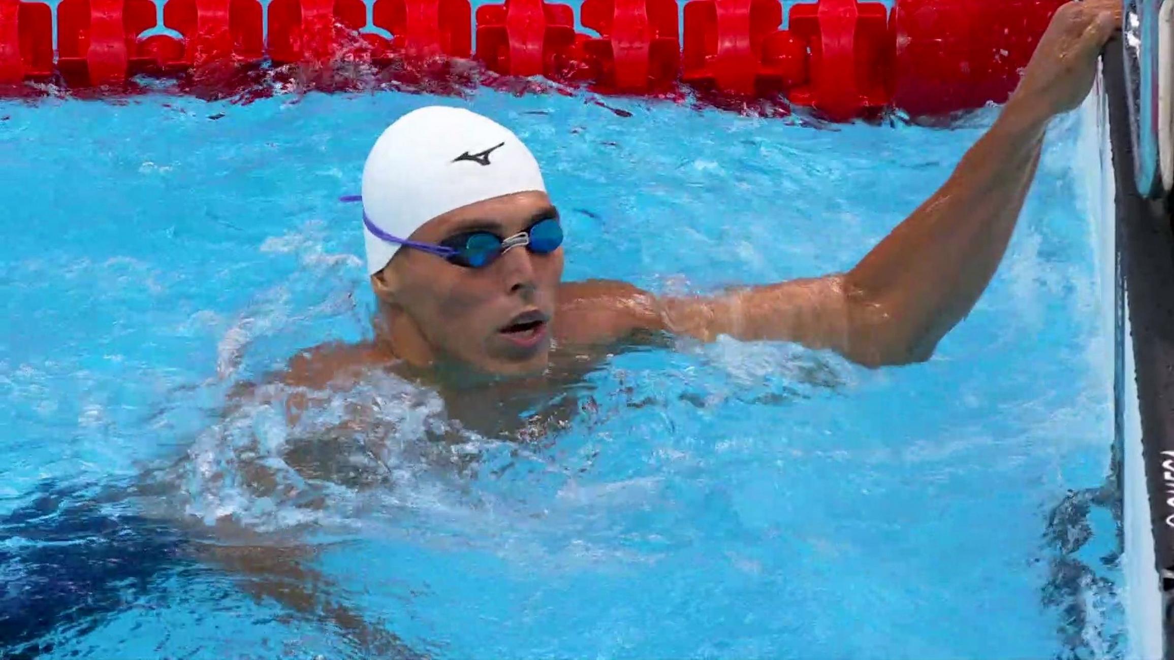 Ολυμπιακοί Αγώνες: Πρώτος στον προκριματικό ο Μάρκος, αλλά εκτός ημιτελικών