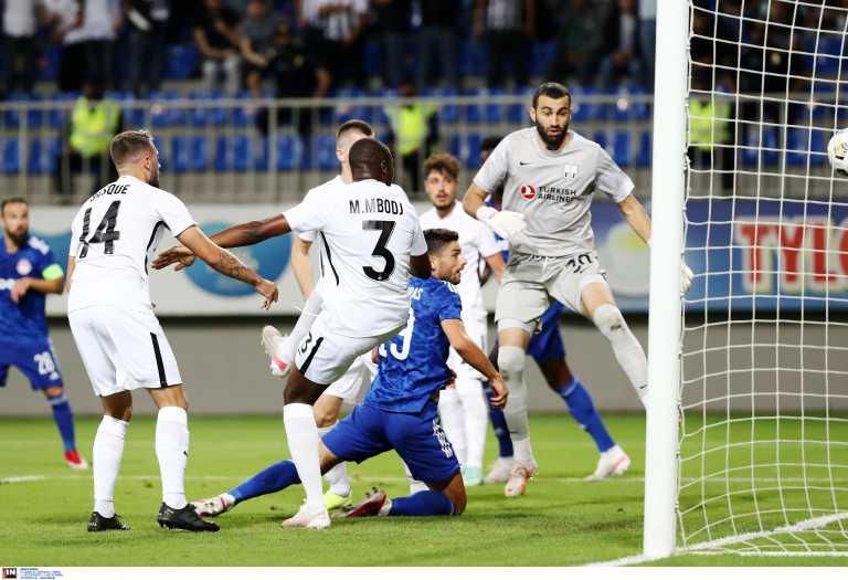 Νέφτσι Μπακού - Ολυμπιακός 0-1 LIVE: Διατηρούν το προβάδισμα οι Πειραιώτες!