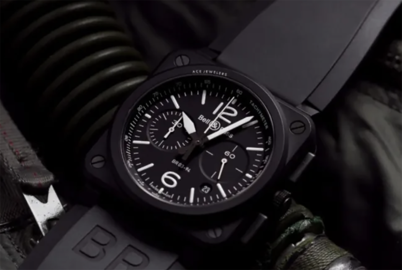 Βρήκαμε 5 μαύρα ρολόγια που δεν θα θέλεις να βγάλεις από τον καρπό σου