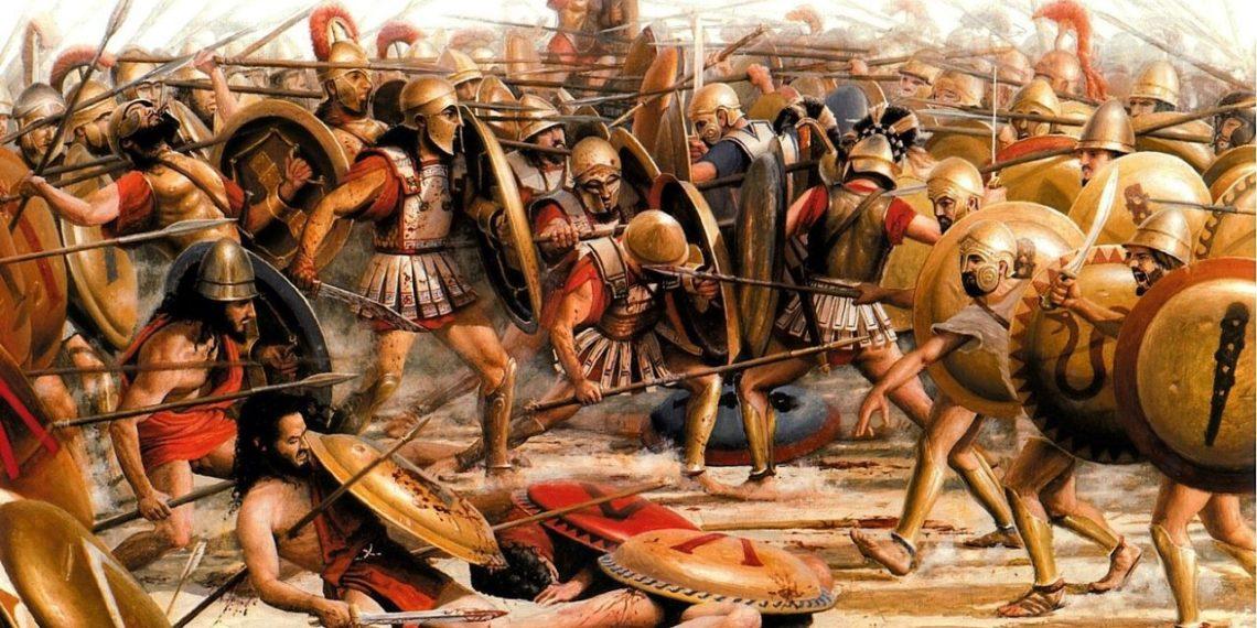 """Μάχη των Λεύκτρων: Η Θήβα """"τελειώνει"""" την ηγεμονία της Σπάρτης [pics]"""