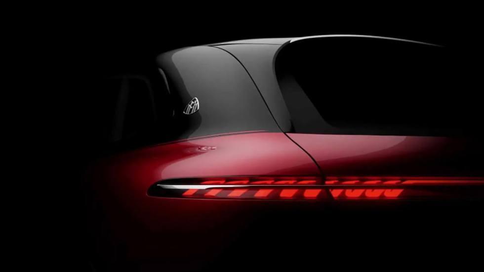To πρώτο ηλεκτρικό SUV της Maybach θα βασίζεται στην EQS