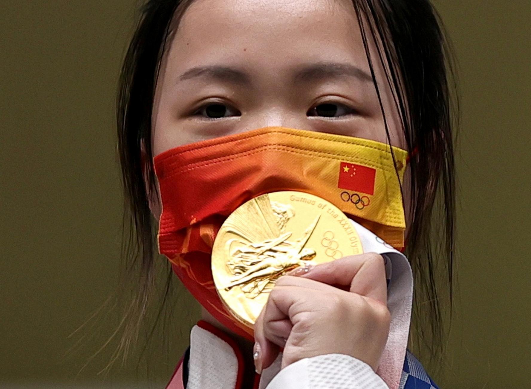 Ολυμπιακοί Αγώνες: Ο πίνακας των μεταλλίων στην πρώτη ημέρα – Πρώτη η Κίνα, κανένα οι ΗΠΑ