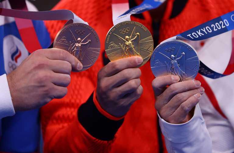 Ολυμπιακοί Αγώνες: Ο πίνακας των μεταλλίων – «Μάχη» για την πρώτη θέση