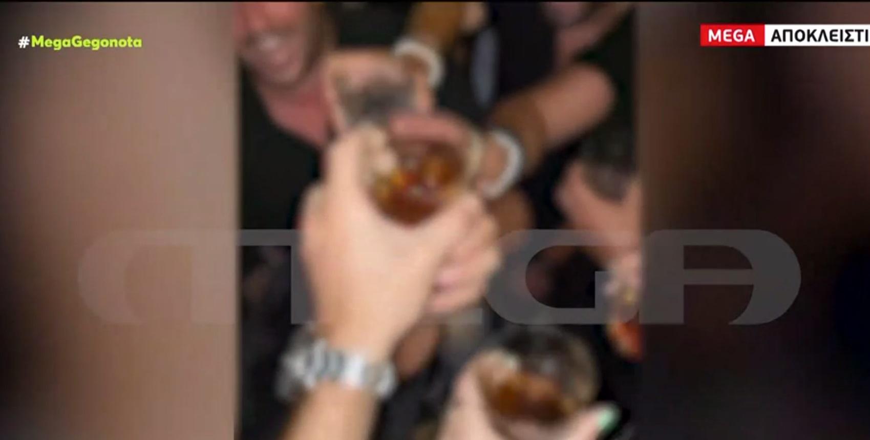 Βίντεο ντοκουμέντο: Μάστιγα τα κορονοπάρτι σε πολλά σημεία της Ελλάδας – Γλέντι σαν να μην υπάρχει κορονοϊός