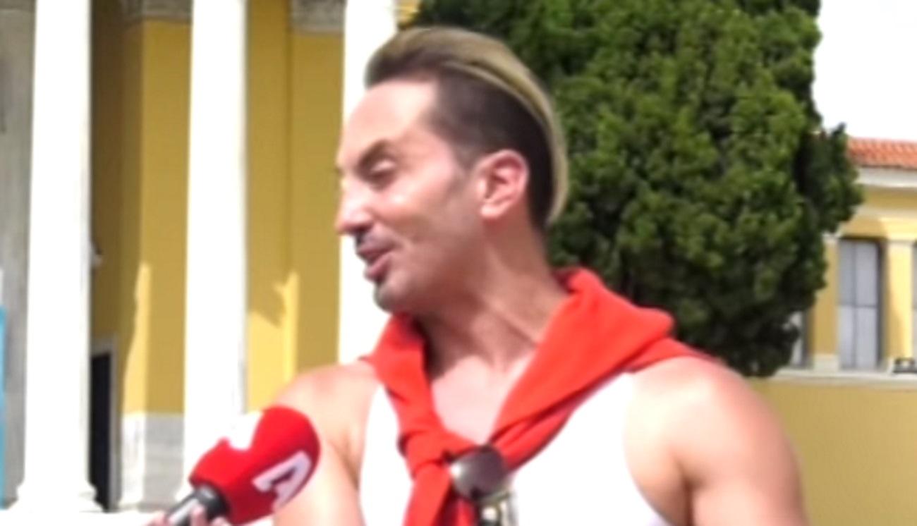 Ιωάννης Μελισσανίδης: «Είμαι από τους ανθρώπους που έχουν μιλήσει ανοιχτά για τα LGTBQ δικαιώματα»