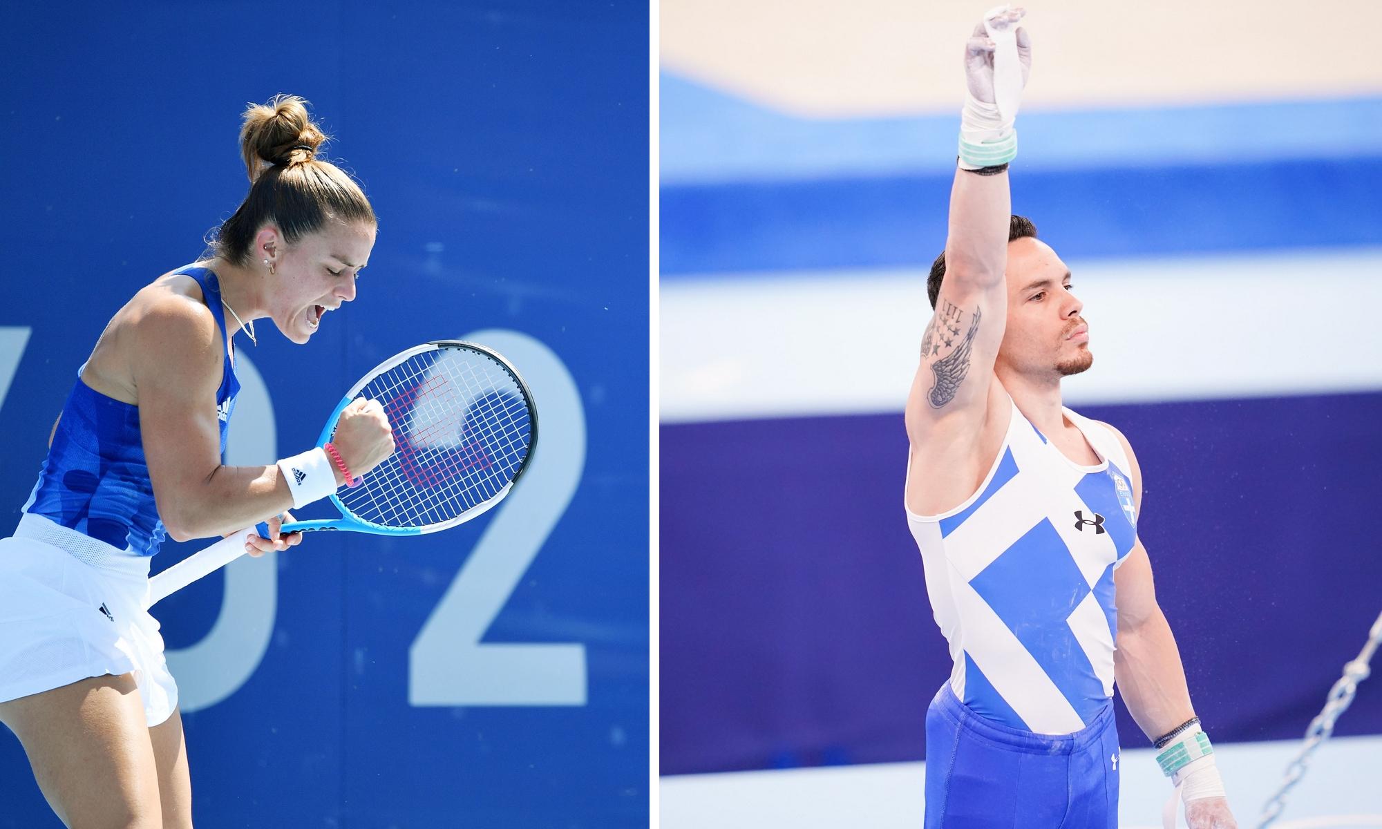 Ολυμπιακοί Αγώνες: Τι έκαναν οι Έλληνες αθλητές σήμερα (24/07)