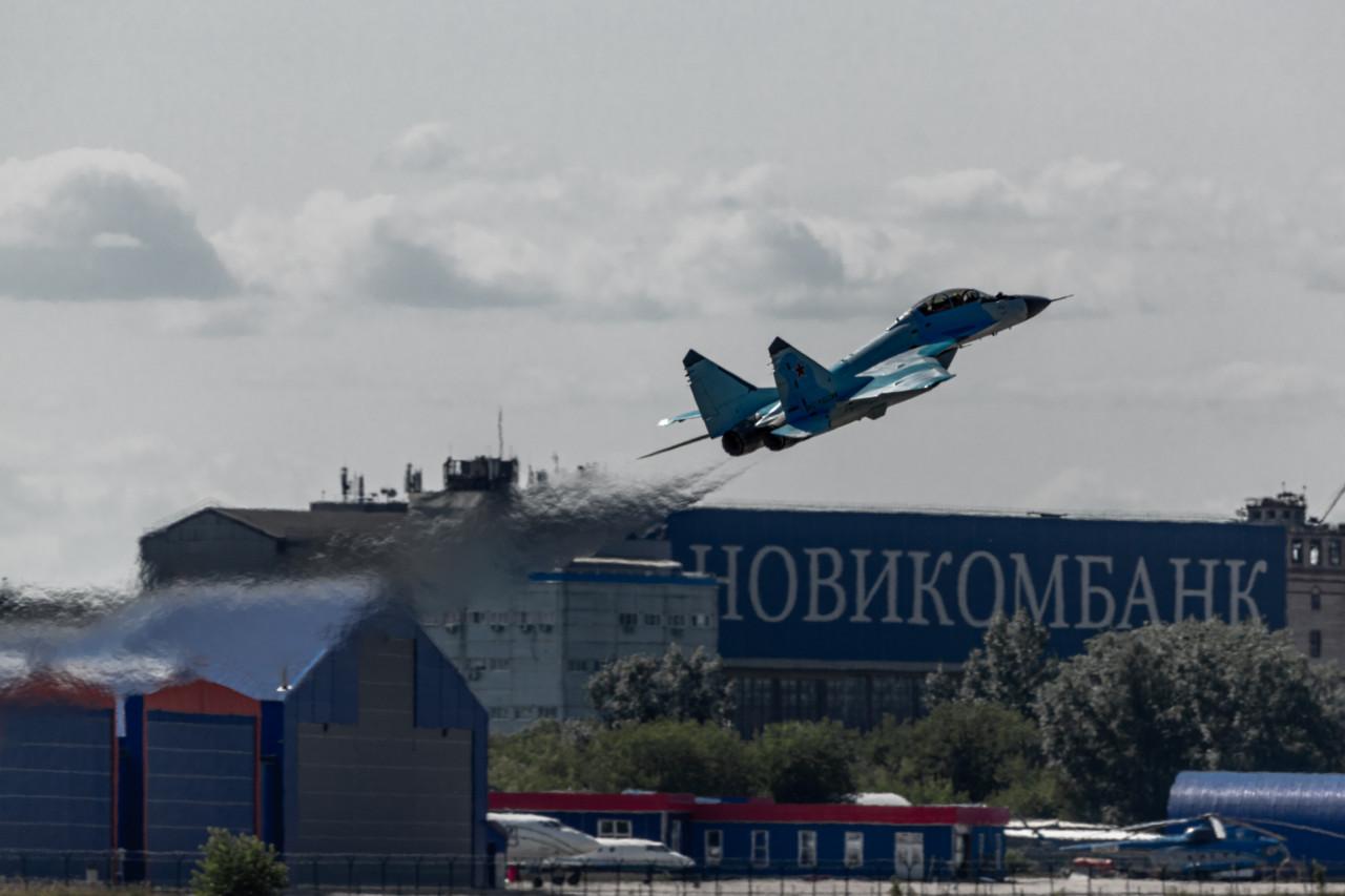 «Διπλό χτύπημα» από την Ρωσία με μαχητικά MiG-35 και MiG-29 στην Ινδία